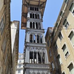Santa Justa Elevator built in 1902!