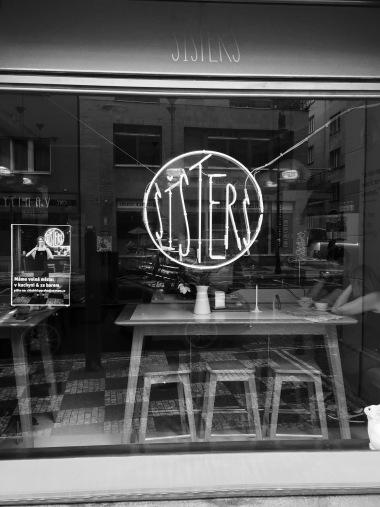 Sisters Restaurant that serves Chlebicek