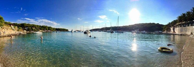 Cove Day in Paklinski Islands