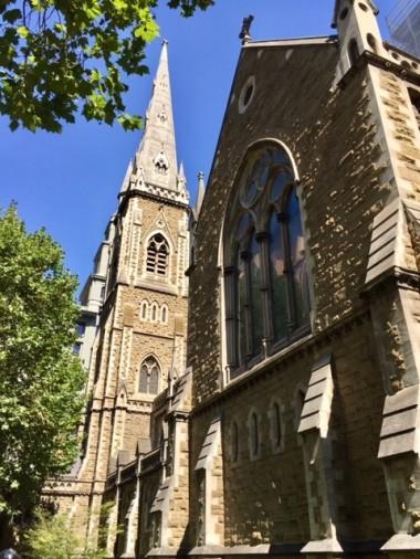 The Scots Church!
